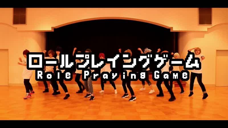 【劇団員11人で】ロールプレイングゲーム 踊ってみた【A3!】 1080 x 1920 sm34981434