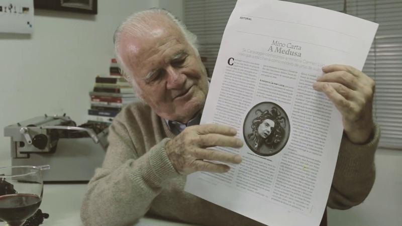 Mino Carta comenta sobre Cármen Lúcia democracia e herois mitológicos