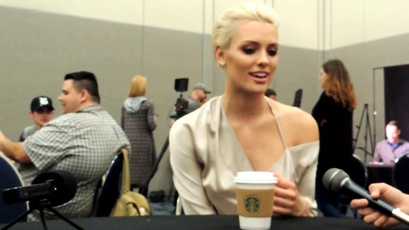 BB Exclusive: Wallis Day Talks her New Show, Krypton at Wondercon