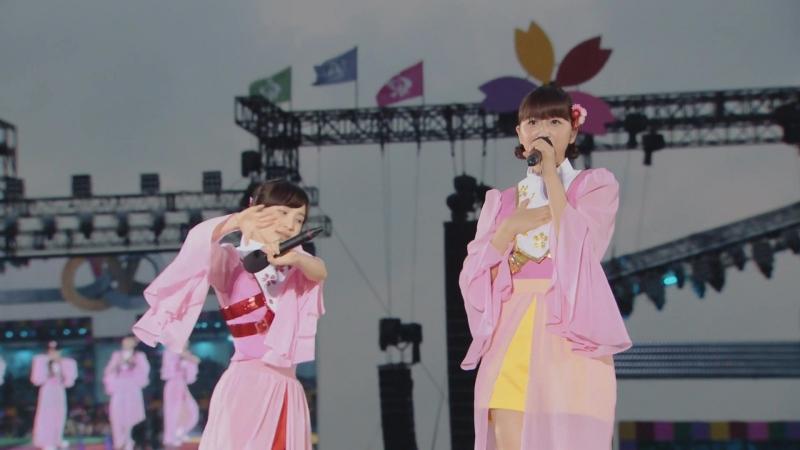 Momoiro Clover Z - Yuku Haru Kuru Haru (Haru no Ichidaiji 2017 DAY2)