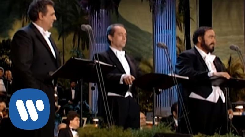 The Three Tenors in Concert 1994: La donna è mobile from Rigoletto