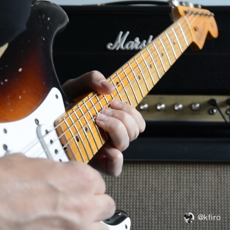 Kfir Ochaion Jimmy Hendrix - Foxy Lady 🎸