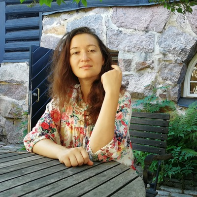 Оксана Юркова