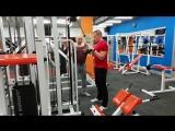 Персональная тренировка у Владимира Беломестных