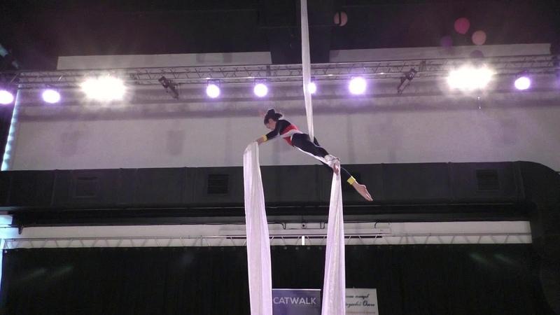 Умуят Гайдарова Catwalk Dance Fest pole dance aerial 30 04 18