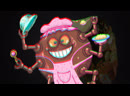 5 самых страшных серий в Смешных Шариках