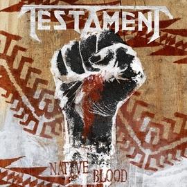 Testament альбом Native Blood