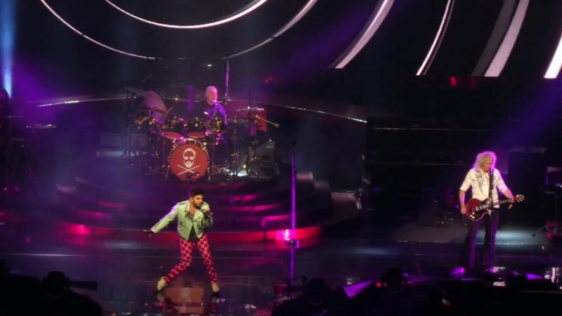 QueenAdam Lambert live @ Cologne - Don´t Stop me Now - 13_06_2018