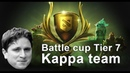 Battle cup Victory!