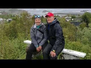 На морских каяках по Норвежскому морю.Лофотенские острова. Июнь 2018 г.