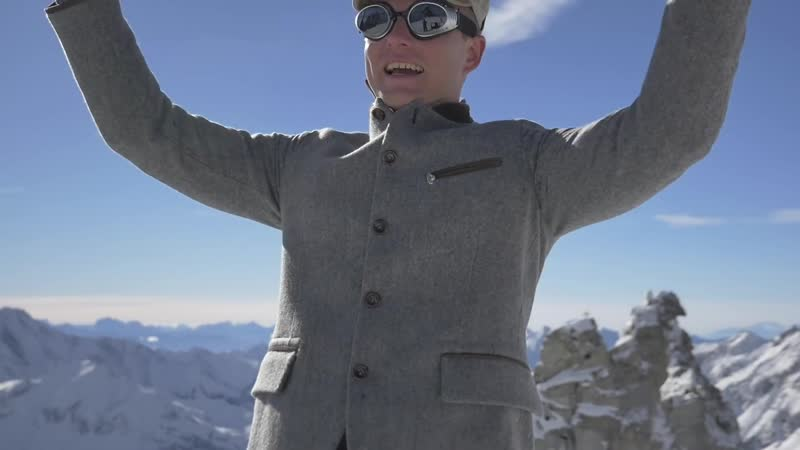 Toby Tyrol - Der weisse Rausch [Official Video]