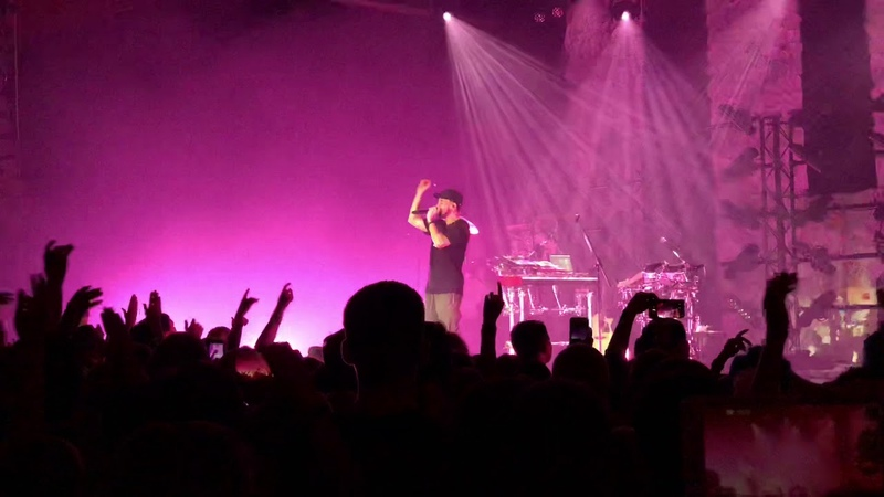 Mike Shinoda Live (Hold It Together) Festhalle Offenbach 06.09.2018