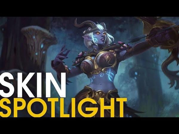 Moonlit Scout Neith Skin Spotlight