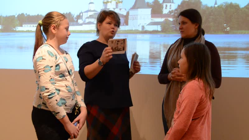 Победители ночного квеста Тайны колокольных ихображений в рамках Ночи искусств в музейном колокольном центре г. Валдай