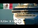 Mexico I Puerto de Mazatlán, uno de los Puertos Turísticos Más Importantes de México