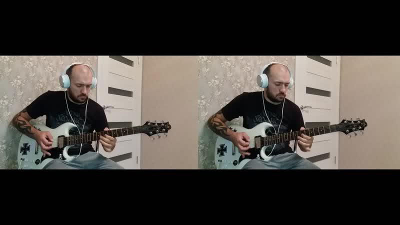 А.Федотов-Seek and destroy(Metallica cover)