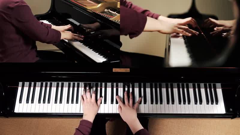 863 J. S. Bach - Prelude and Fugue in G-sharp minor, BWV 863 [Das Wohltemperierte Klavier 1 N. 18] - Veronika Kuzmina Raibaut