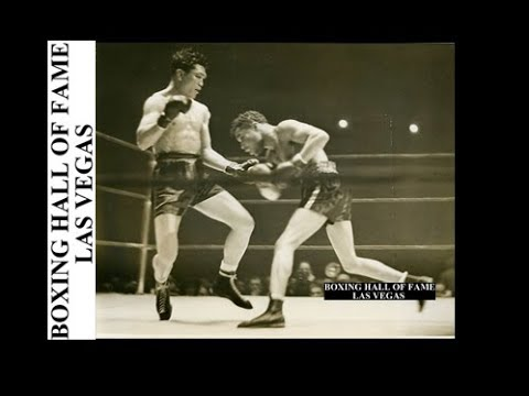 Henry Armstrong Beats Ceferino Garcia November 25, 1938 – Welterweight Crown