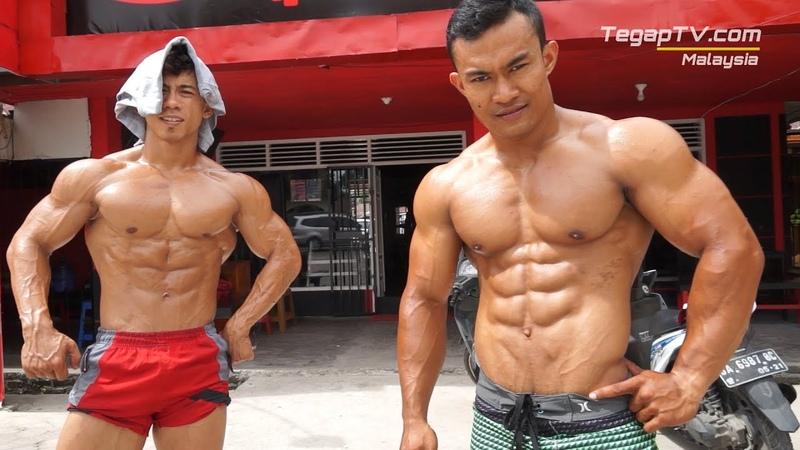 Yogi Nasti Ahmad Firmadi - D'Oxygen Classic Gym, Padang, Indonesia