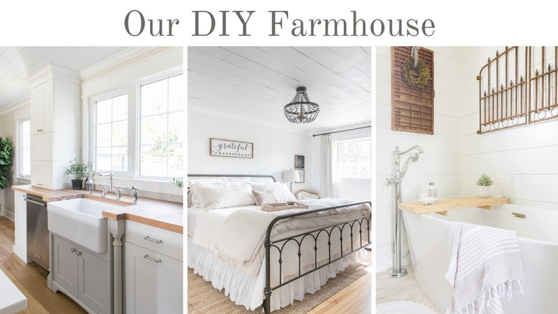 Our DIY Farmhouse Renovation - 3 12 Years Into Our First Fixer Upper