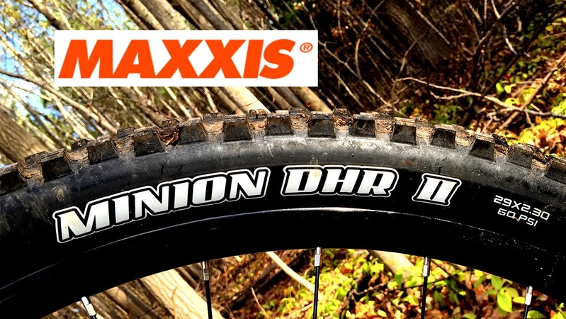 Maxxis Minion DHR2 Trail Tire Reviewed - 29x2.3 EXO TR - Ride Impressions