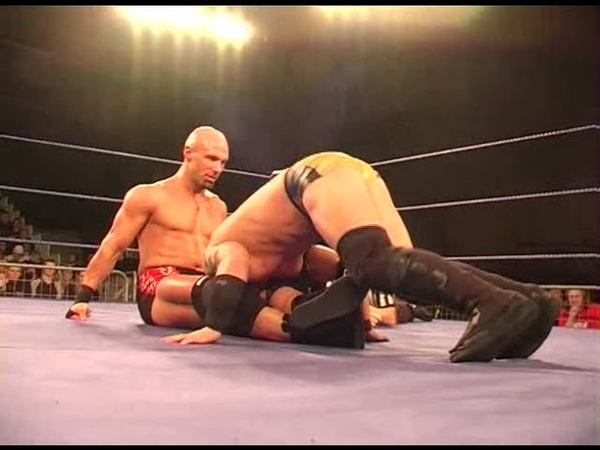 Austin Aries vs Christopher Daniels