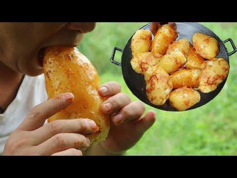 土豆這樣吃才叫爽,一次做4斤,拿肉來都不換|Potatoes are really great to eat. They don't exchange meat.