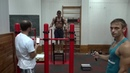 Official Guinness World Record Most parallel bar dips with a 40 lb pack in 1 minute