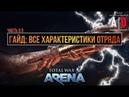 Total War: Arena 🔔 Тотал Вар Арена 🔔 ГАЙД Все характеристики отряда. ЧАСТЬ 3:3.