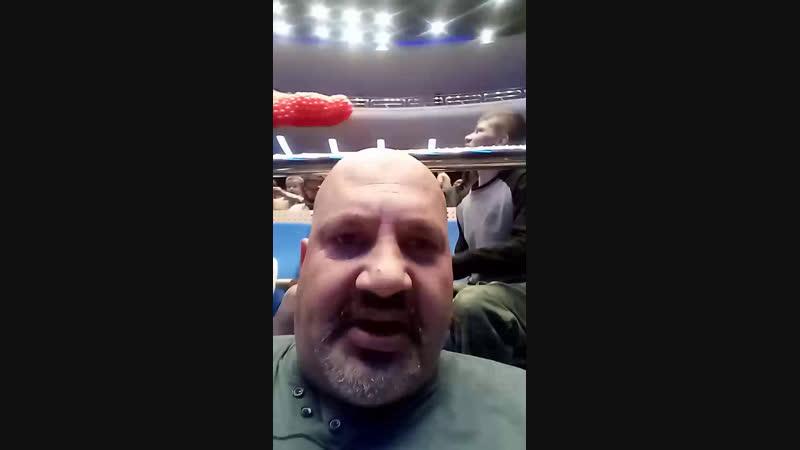 Александр Горяной Live