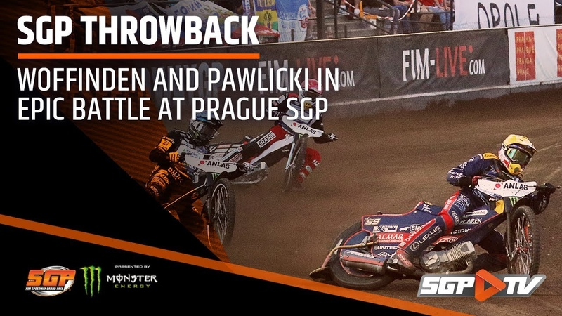 SGP Throwback: Woffy on the charge in Prague