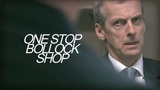 Malcolm Tucker One Stop Bollock Shop