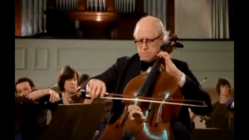 F.J. HAYDN • MSTISLAV ROSTROPOVICH *Concert In The Henry Wood Hall • 1976