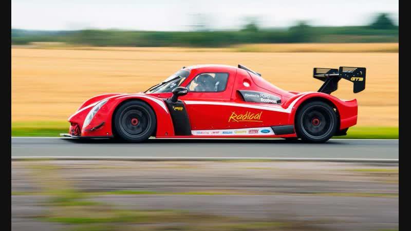 Nürburgring radical rxc turbo