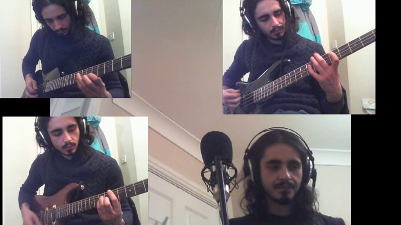 Heaven On Their Minds - Jesus Christ Superstar (Andrew Jolt Vocals, Guitars and Bass Cover)