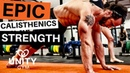 Straight Arm Strength Routine Beginner