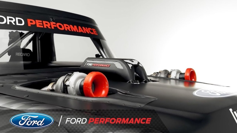Ken Blocks 3D Printed Hoonitruck Intake Manifold | Ford Performance