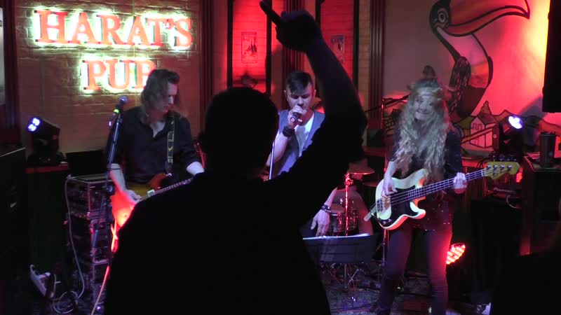 HardPop cover banda - Seven Nation Army (The White Stripes cover) (Harat's Pub, Брянск, 20.04.2019)