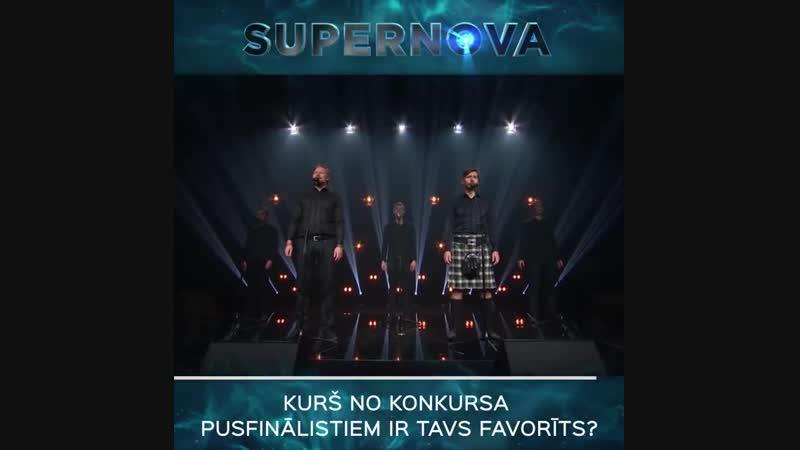 Supernova 2019 pusfinālisti