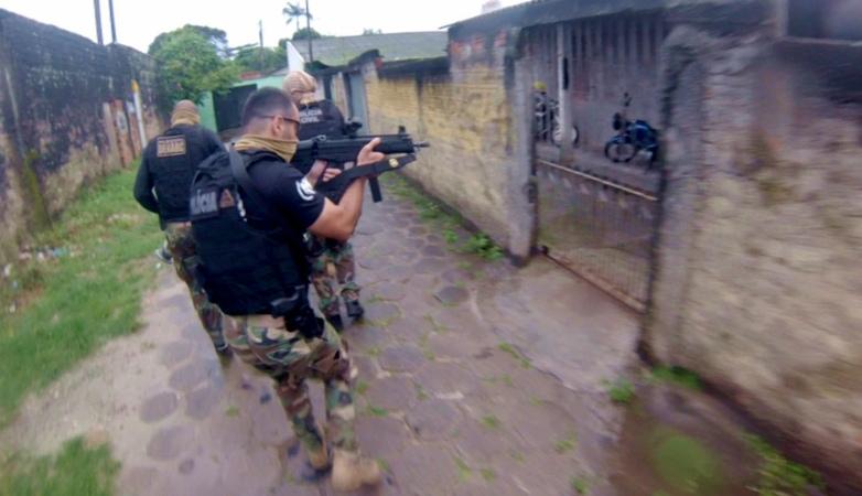 DENARC Núcleo Metropolitana deflagra mega operação no litoral e cumpre 36 mandados de prisão