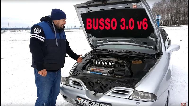 Обзор Альфа Ромео 3.0 v6 BUSSO (Alfa Romeo 3.0 v6 BUSSO Review)