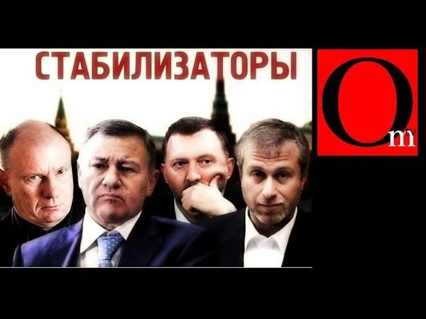 Буря в кремлевском стакане
