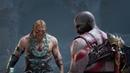 Битвы Богов Кратос против Бальдра Моди и Магни God of War 4