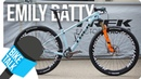 Bike Talk - Emily Batty about her Trek Procalibre SL | SHIMANO