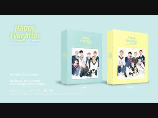 [PREVIEW] BTS (방탄소년단) JAPAN OFFICIAL FANMEETING VOL.4 ~Happy Ever After~ DVD SPOT