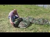 Спальный мешок от производителя Для рыбалкиДля охотыДля туризмаСеверный путь Зимняя романтика