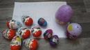 Адвент календарь 15 Декабря Ищем сюрпризы по карте Нашли много яиц Открываем киндеры Хэтчималс