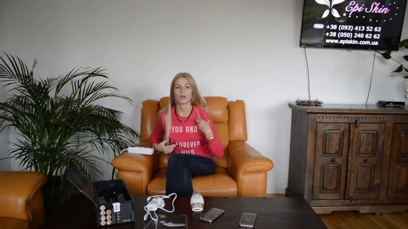 Фотоэпилятор Braun Silk-expert BD5001 видео обзор.