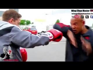 Вин Чунь Как бороться против боксёра