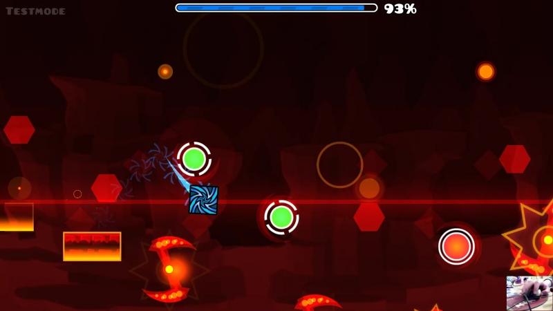 Impact X 22-100! (easy demon)